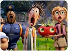 เกมส์หาอักษร Cloudy With A Chance Of Meatballs 2 Hidden Letters