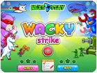 เกมส์วางแผนป้องกันเมือง Wacky Strike
