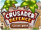เกมส์ป้องกันฐานทัพนักรบ Crusader Defence Level Pack II